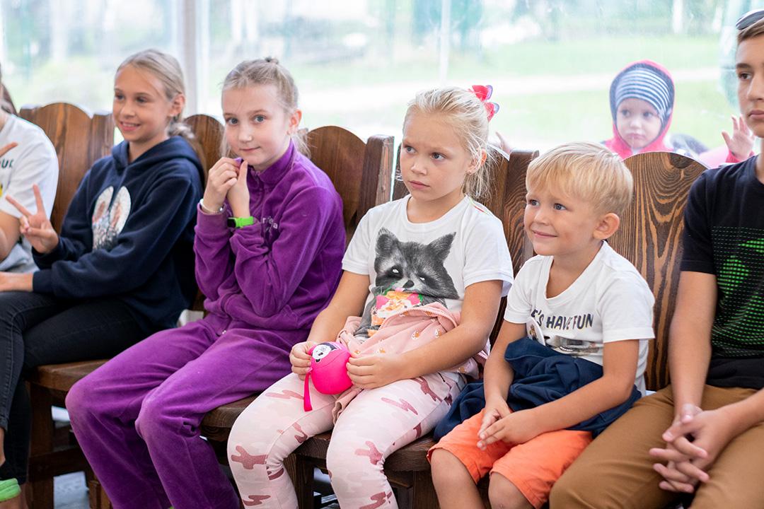 Семейный пикник в Пскове